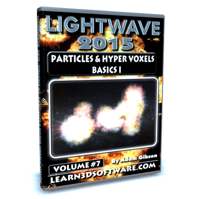 Lightwave 2015- Volume #7- Particles & HyperVoxels I [AG]