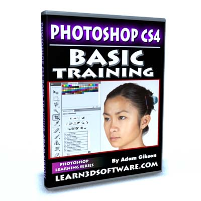 PHOTOSHOP CS4-Basic Training [AG]
