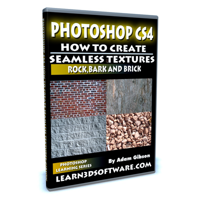 PHOTOSHOP CS4-How to Create Seamless Textures [AG]