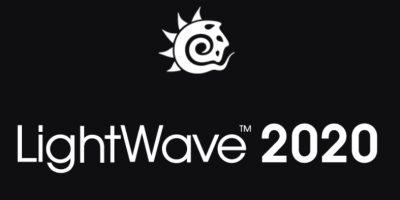 LightWave 2020 logo